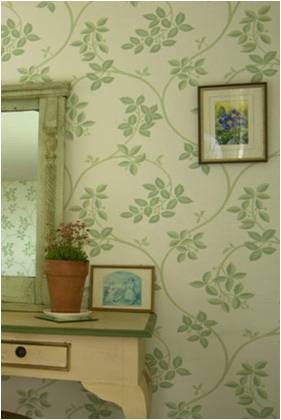 Farrow and Ball Tapet